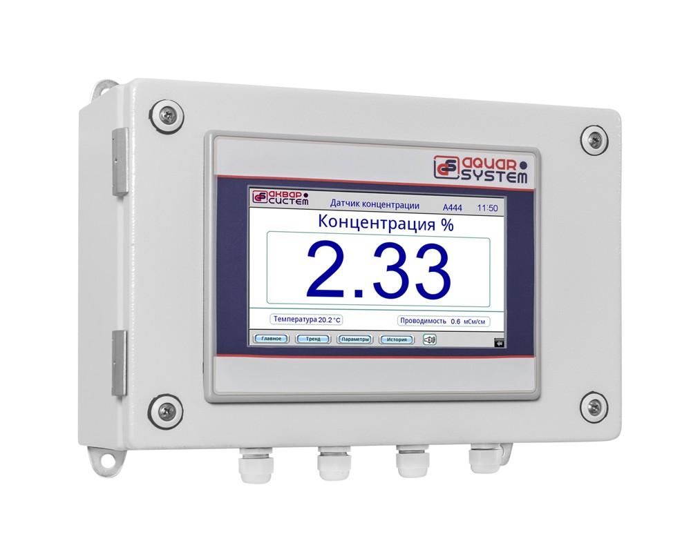 Вставной датчик концентрации A443
