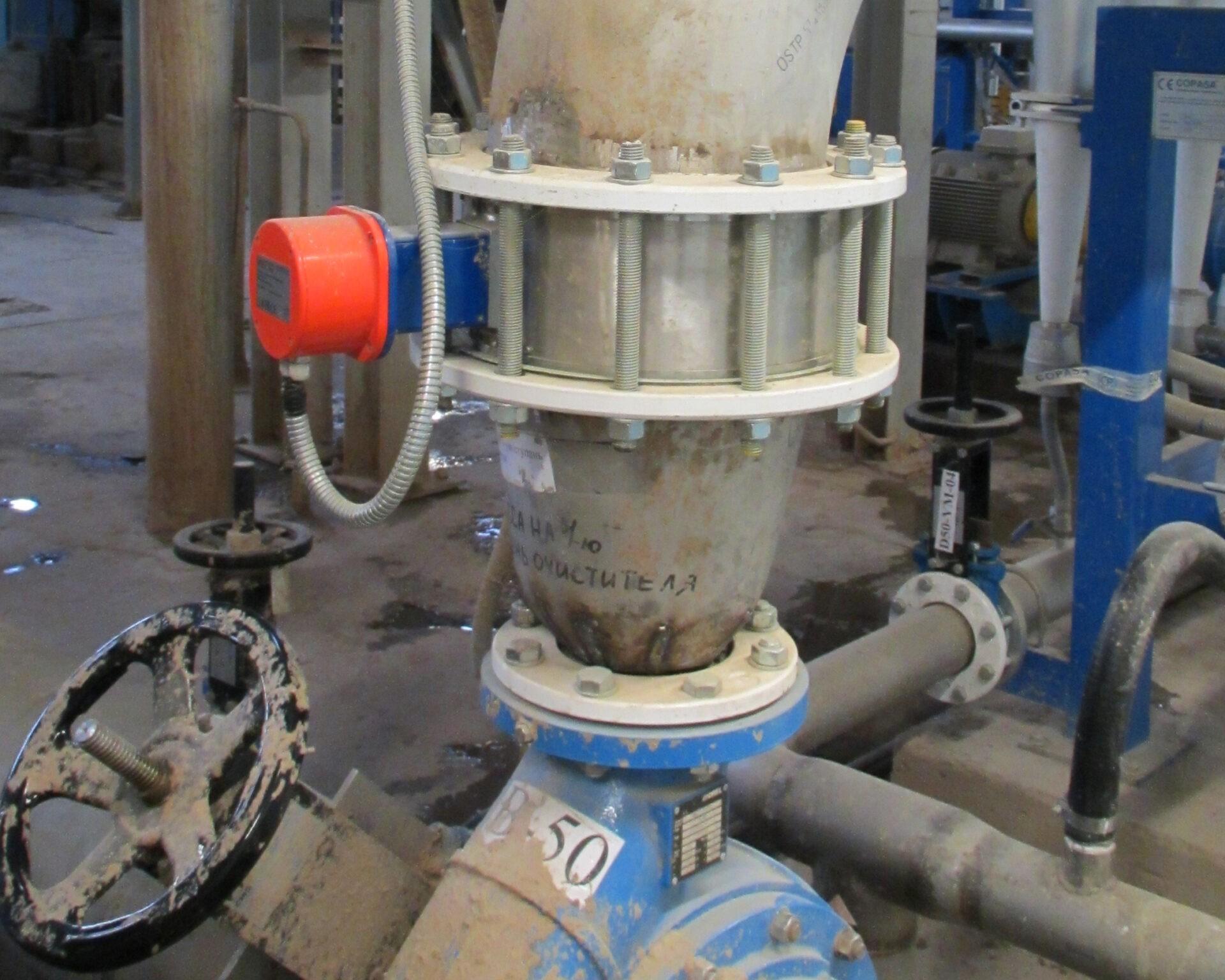Датчик концентрации для очистных сооружений A444W