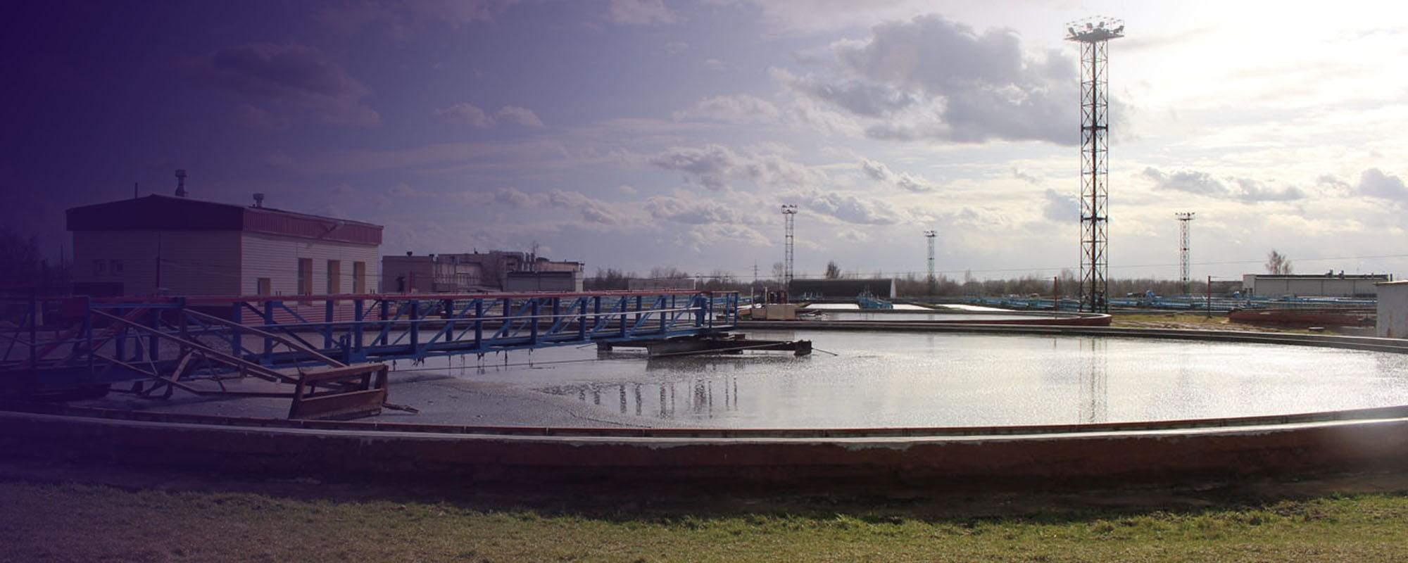Химическая промышленность,<br>очистные сооружения